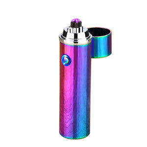Spark Lighter - USB Rechargeable Electric Cigarette Lighter (Dual Raised Arc)