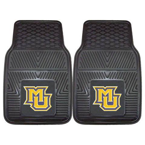 Marquette University 2-pc Front Vinyl Car Mats