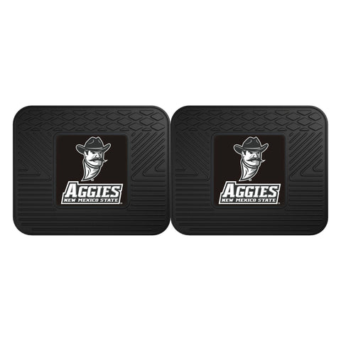 New Mexico State University 2 Utility Car Mats
