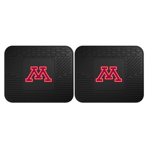 University of Minnesota 2 Utility Car Mats