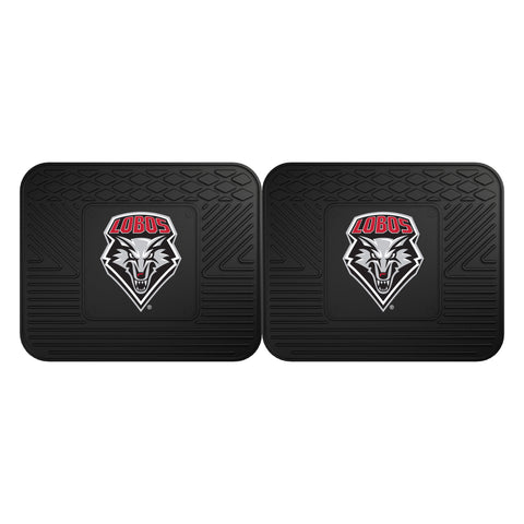 University of New Mexico 2 Utility Car Mats
