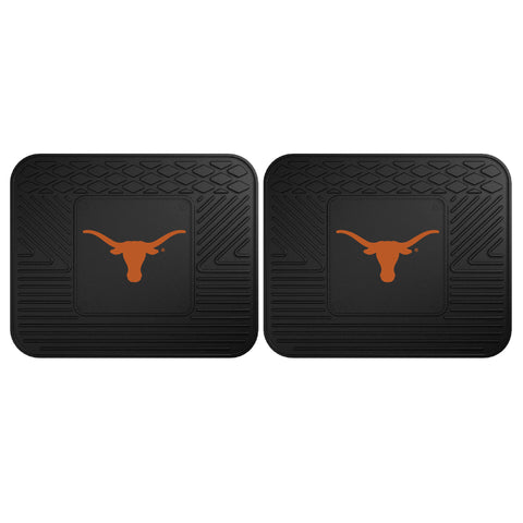 University of Texas 2 Utility Car Mats