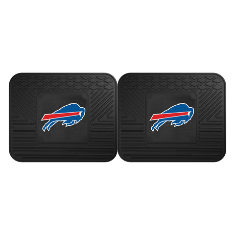 Buffalo Bills NFL 4pc Car Mats