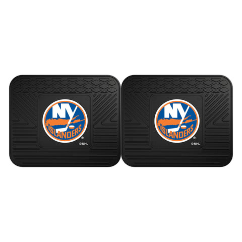 NHL - New York Islanders 2 Utility Car Mats