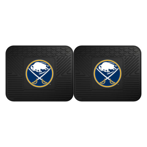 NHL - Buffalo Sabres 2 Utility Car Mats