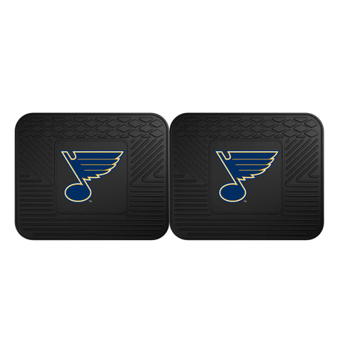 NHL - St. Louis Blues 2 Utility Car Mats