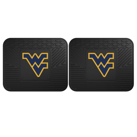 West Virginia Mountaineers NCAA 4pc Car Mats