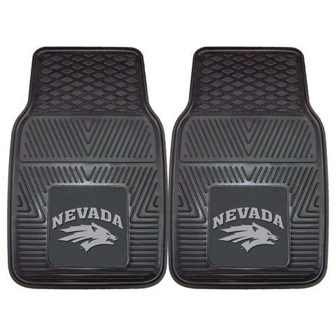 University of Nevada 2-pc Front Vinyl Car Mats