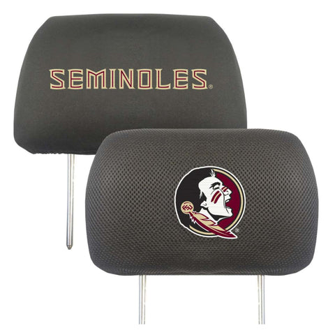 Florida State Seminoles Set of 2 Headrest Covers