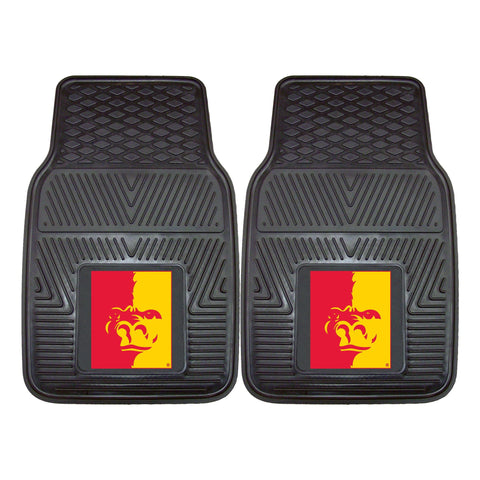 Pittsburg State University 2-pc Front Vinyl Car Mats
