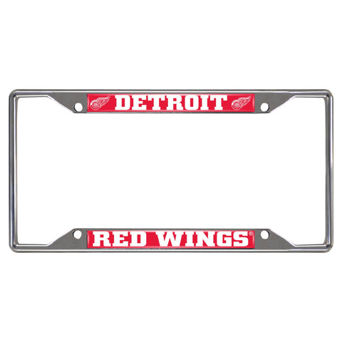 NHL - Detroit Red Wings License Plate Frame & Accessories