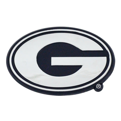 Georgia Bulldogs 3D Chrome Emblem