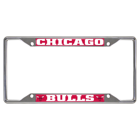 NBA - Chicago Bulls License Plate Frame