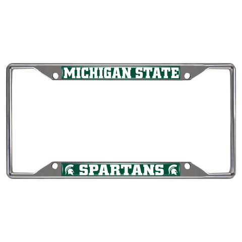 Michigan State University License Plate Frames
