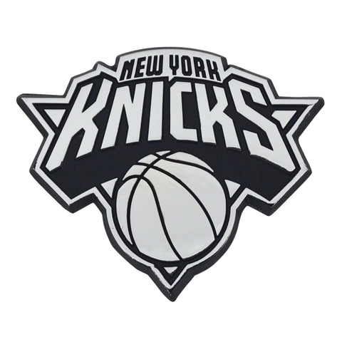 New York Knicks 3D Chrome Emblem