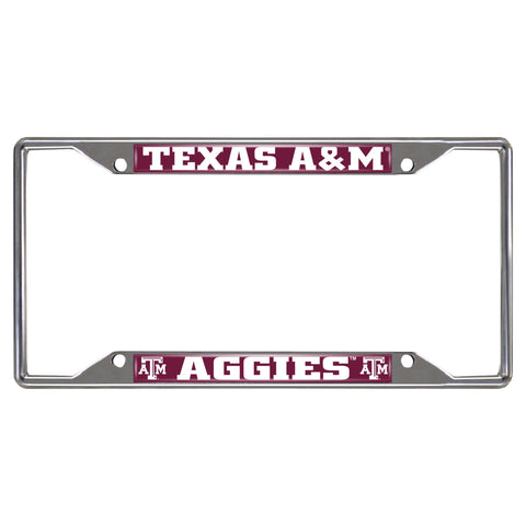 Texas A&M University  License Plate Frames