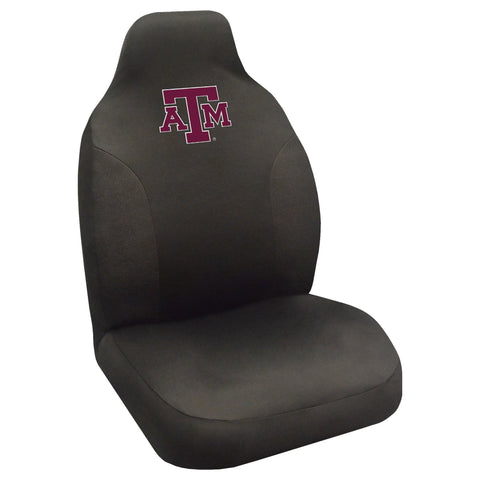 Texas A&M University Set of 2 Car Seat Covers