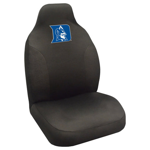 Duke University Set of 2 Car Seat Covers