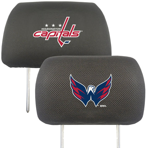 NHL - Washington Capitals Set of Set of 2 Headrest Covers