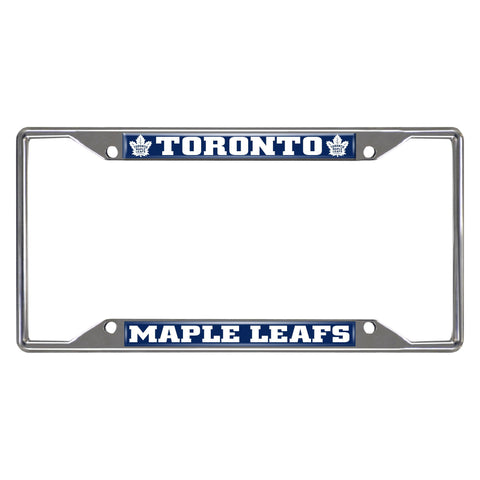 NHL - Toronto Maple Leafs  License Plate Frame & Accessories