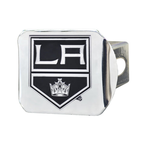 Los Angeles Kings Chrome Hitch Cover 3.4