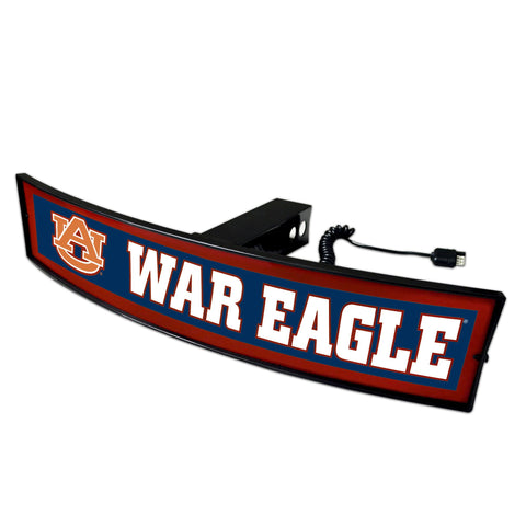 Auburn Tigers Light Up Hitch Cover 21