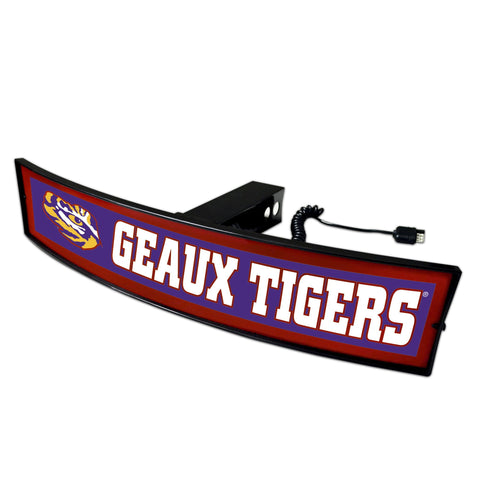 LSU Tigers Light Up Hitch Cover 21