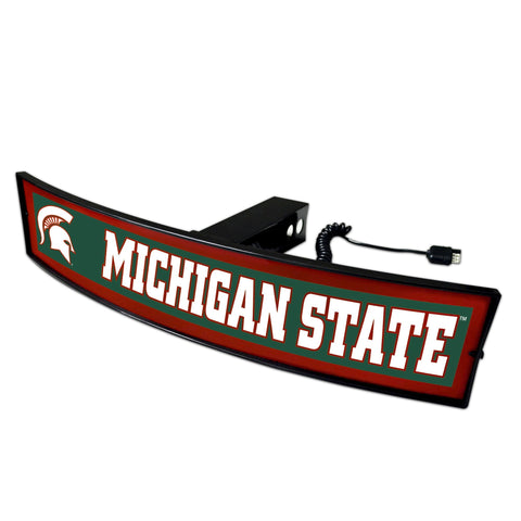 Michigan State Spartans Light Up Hitch Cover 21