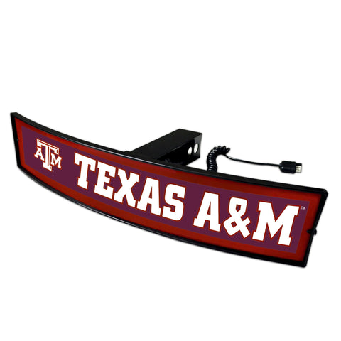 Texas A&M Aggies Light Up Hitch Cover 21