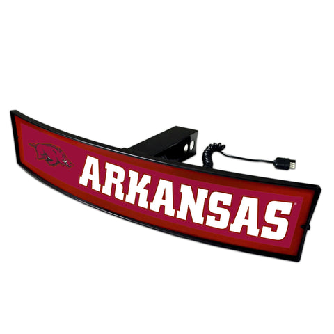 Arkansas Razorbacks Light Up Hitch Cover 21