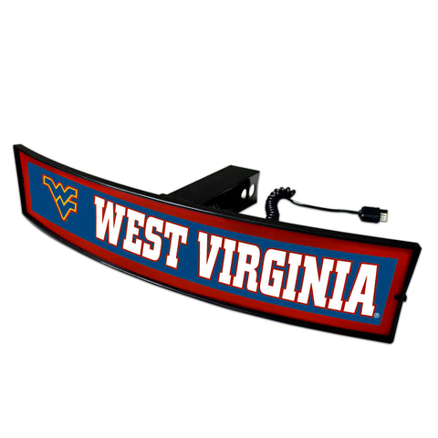 West Virginia Moutaineers Light Up Hitch Cover 21