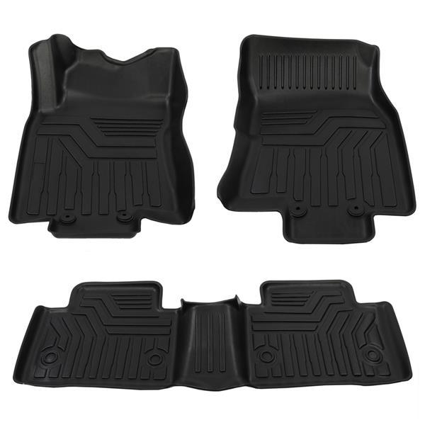 Floor Mats Fits 14-20 Nissan Rouge 14-15 X-Trail