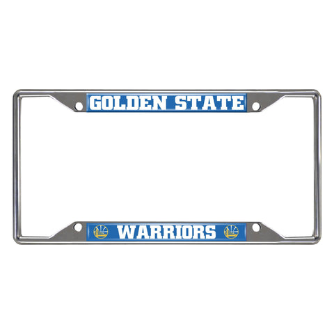 NBA - Golden State Warriors License Plate Frame