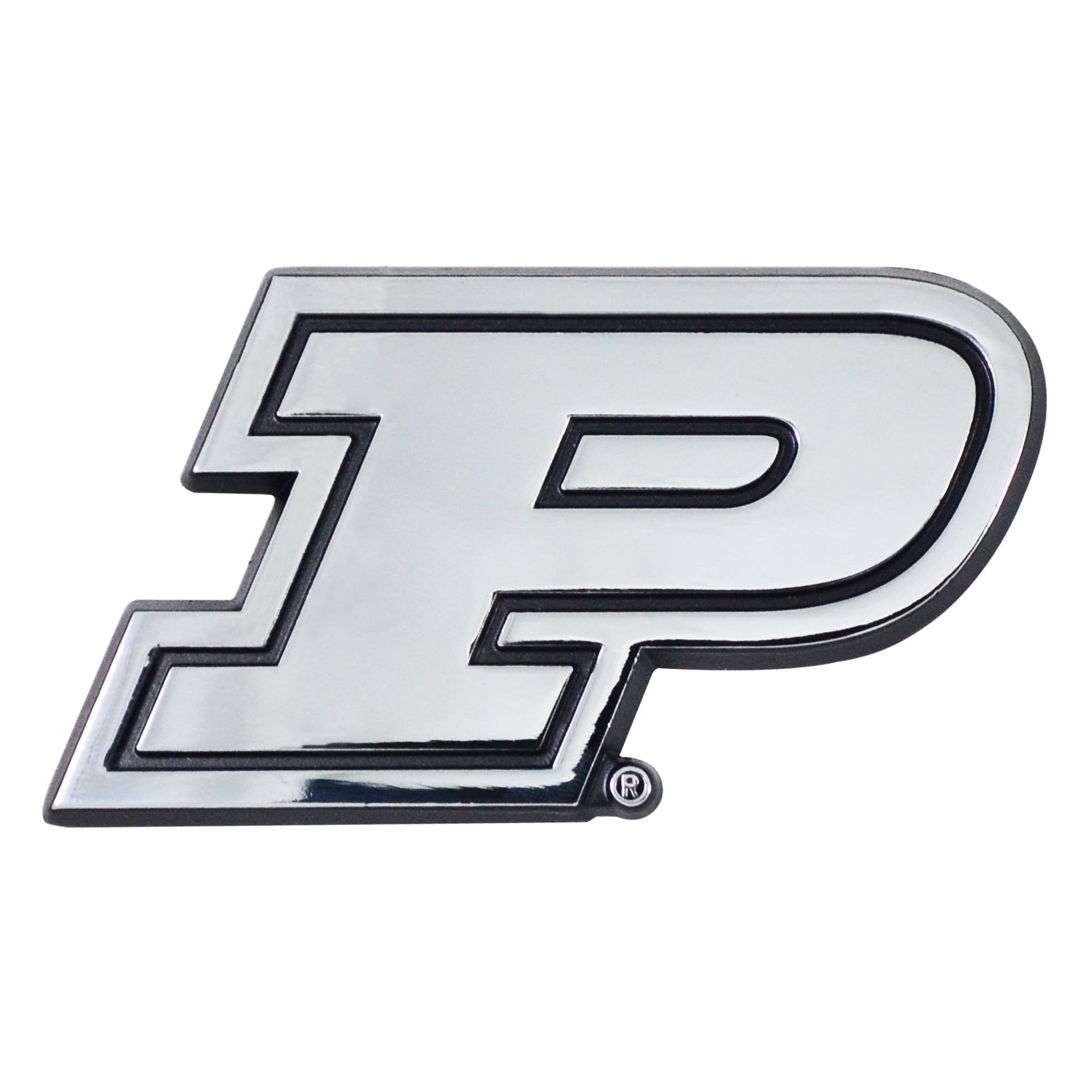Purdue Boilermakers 3D Chrome Emblem