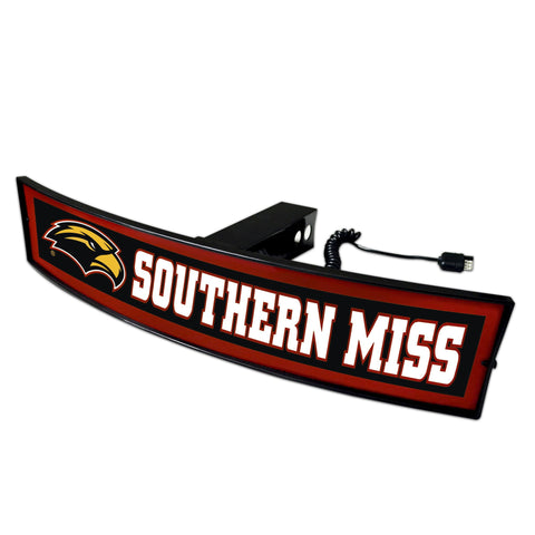 Southern Miss Golden Eagles Light Up Hitch Cover 21