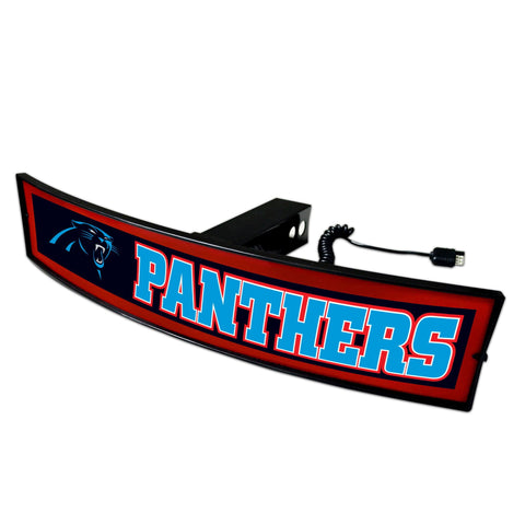 Carolina Panthers Light Up Hitch Cover 21