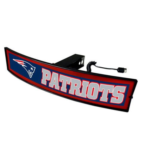New England Patriots Light Up Hitch Cover 21