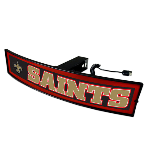 New Orleans Saints Light Up Hitch Cover 21
