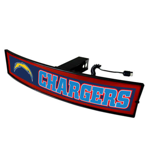 Los Angeles Chargers Light Up Hitch Cover 21