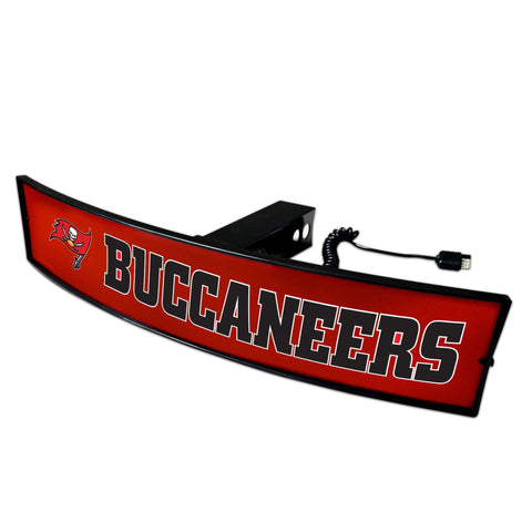 Tampa Bay Buccaneers Light Up Hitch Cover 21