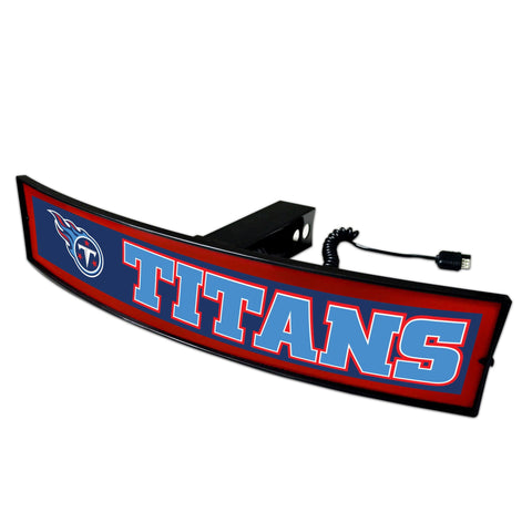 Tennessee Titans Light Up Hitch Cover 21