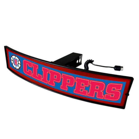 Los Angeles Clippers Light Up Hitch Cover 21