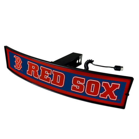 Boston Red Sox Light Up Hitch Cover 21