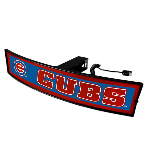 Chicago Cubs Light Up Hitch Cover 21