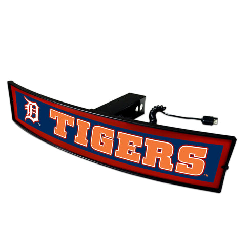 Detroit Tigers Light Up Hitch Cover 21