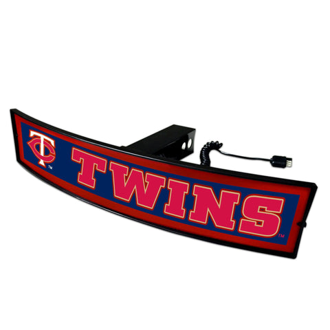 Minnesota Twins Light Up Hitch Cover 21