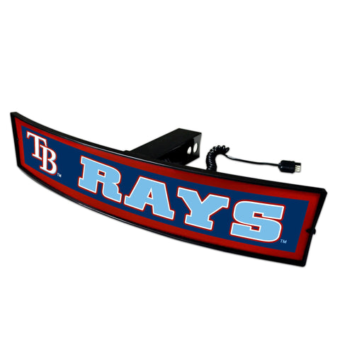Tampa Bay Rays Light Up Hitch Cover 21