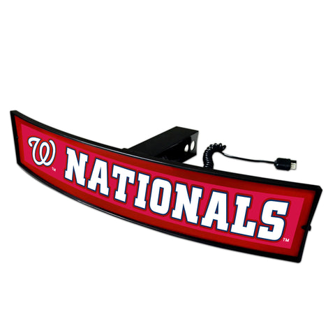 Washington Nationals Light Up Hitch Cover 21