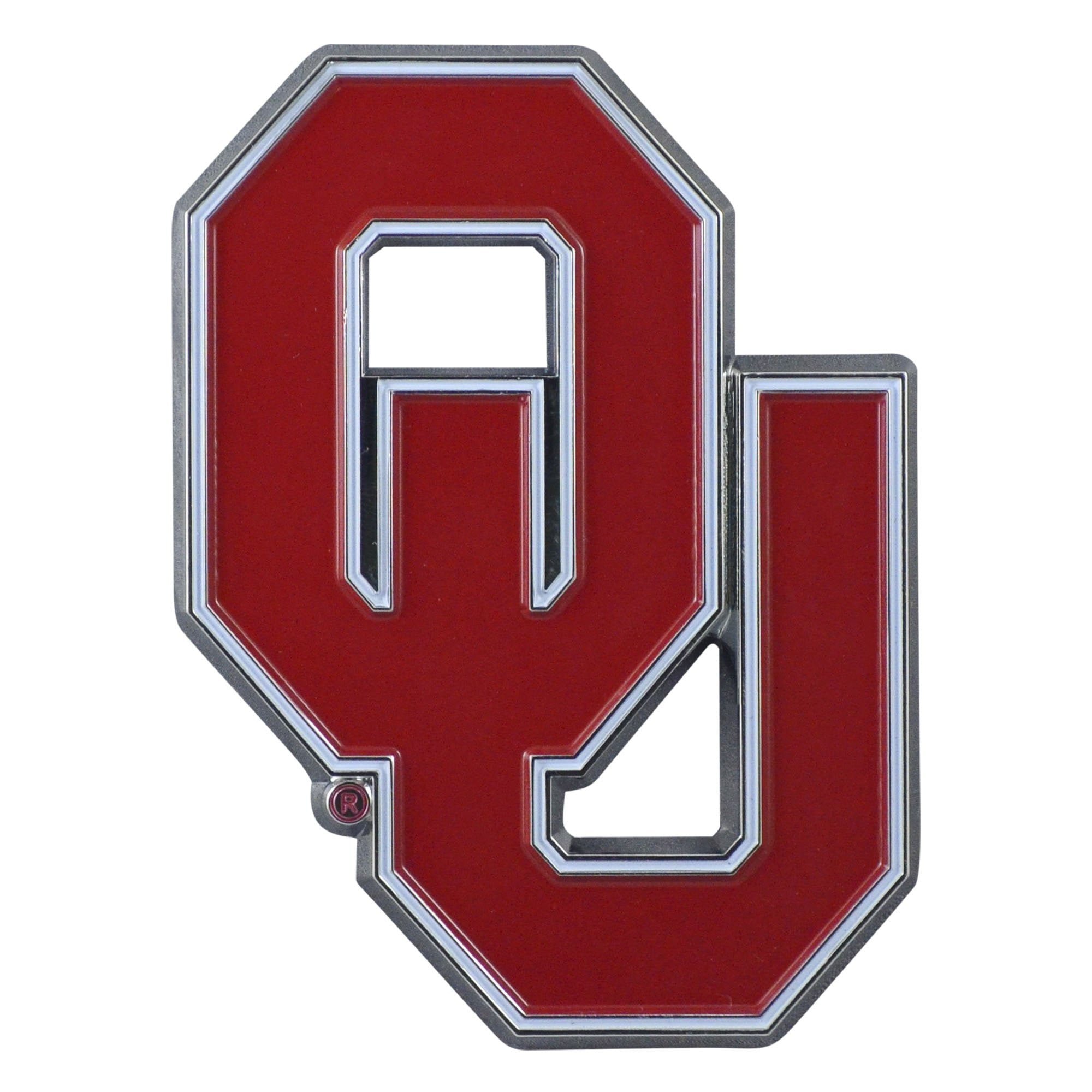 Oklahoma Sooners 3D Color Emblem