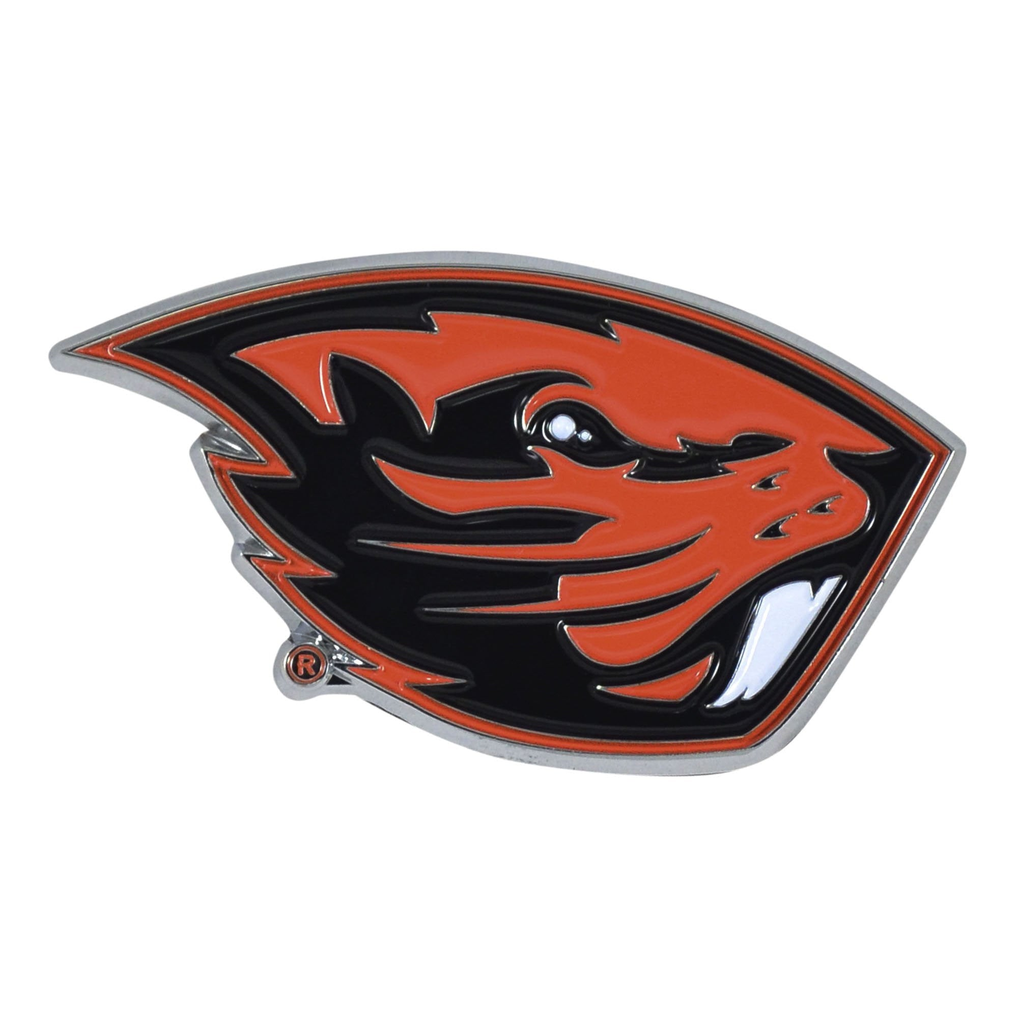 Oregon State Beavers 3D Color Emblem